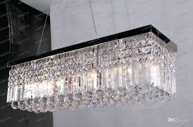oblong chandeliers oblong chandelier