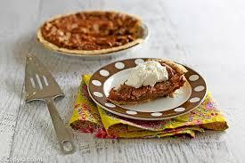chocolate pecan pie cracker barrel. Recreate The Cracker Barrel Chocolate Pecan Pie At Home With This Copycat Recipe Intended