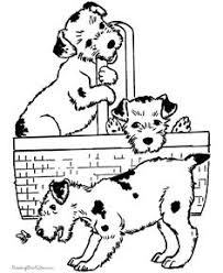Small Picture Dog and Puppy Coloring Pages Find awesome coloring pages at