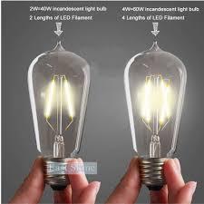 Hite Cree Light Bulbs Filament Bulbs Meta Morphoz