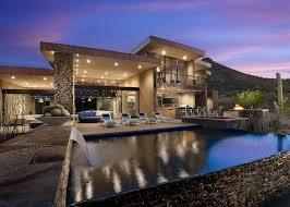 modern houses architecture. Beautiful Modern Modern Home In The Desert To Houses Architecture
