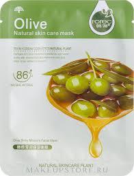"""Rorec Natural Skin Olive Mask - <b>Тканевая маска для</b> лица """"Олива ..."""