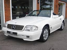 This car has the internal code r129 and was built between 1989 and 2001. Re Mercedes Sl 320 R129 Spotted Page 1 General Gassing Pistonheads Uk