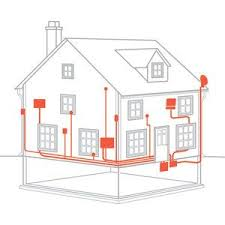 56 best home networking ideas images on pinterest smart house Smart Home Wiring Diagram home network diagram smart home wiring diagram