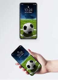Voetbal Telefoon Behang Gratis Afbeeldingdownloaden Achtergronden