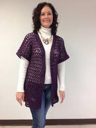 Pin by Rhoda Sims on Crochet | Crochet clothing and accessories, Crochet  clothes, Crochet jacket