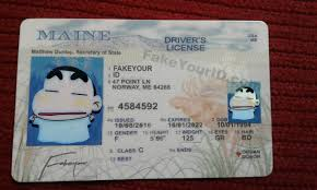 We Fake Make - Premium Maine Id Scannable Ids Buy