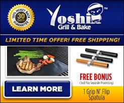 Yoshi Grill and Bake