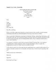 Download Writing Internship Cover Letter   haadyaooverbayresort.com