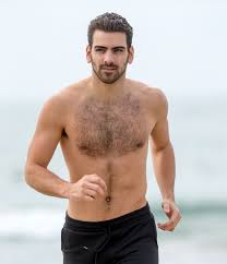 America s Next Top Model 2015 winner Nyle Dimarco seen running on.