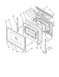 kenmore 66595812000 electric range timer stove clocks and 66595812000 electric range door parts diagram