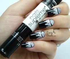 Nails Supreme Nail Art Pens - Review & Nail Art Designs - Lucy's Stash