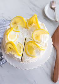 Lemon Cake Recipe Small Lemon Cake For Two Dessert For Two