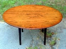 tiger maple round shaker