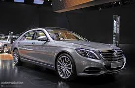 Mercedes S600 Debuts in Detroit With 6-liter V12 [Live Photos ...