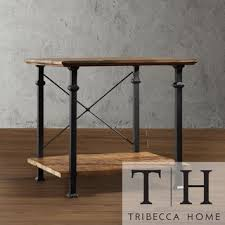 rustic end tables. Tribecca Home Myra Vintage Industrial Modern Rustic End Table Tables