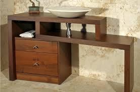 Mobili Bagno Legno Naturale : Mobile da bagno con lavandino in marmo composizione quot tavarnelle