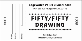 Printable Raffle Tickets With Numbers Bkperennials