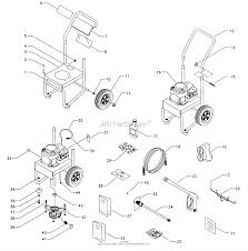 Briggs and stratton power products 1037 1 1 650 psi parts diagram