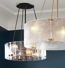black drum shade pendant chandelier ceiling lights black drum pendant chandelier faux chandelier drum fixture drum