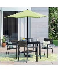 New Year s Shopping Special Bryant 5 pc Faux Wood Patio Dining