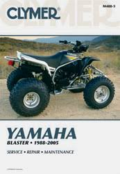 1988 yamaha blaster wiring diagram 1988 image yamaha atv manuals diy repair manuals clymer on 1988 yamaha blaster wiring diagram