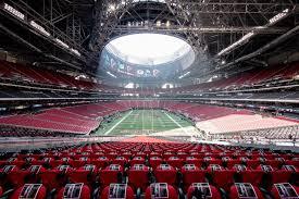 Official stadium of the nfl atlanta falcons and mls atlanta united. Mercedes Benz Stadium Atlanta Falcons Stadium Journey
