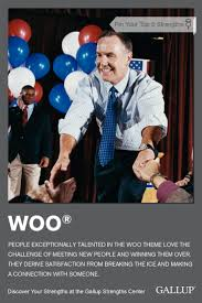 ideas about leadership strengths leadership a love of meeting new people and connecting others could mean you have woo as