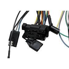 mustang under dash wiring harness with premium fuse box and relay automotive fuse panels and relay blocks at Fuse Box And Relay