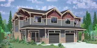 D 600 craftsman duplex house plans luxury duplex house plans hillsboro oregon
