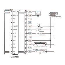 ennio sy5000wr b diy waterproof door access control system kit ntil v2000 c manual at Rfid Access Control Wiring Diagram