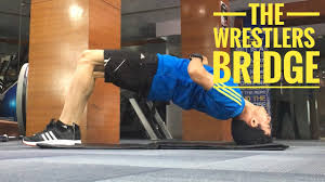 wrestler s bridge