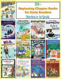 use this list of 35 beginning chapter books to kickstart your child s love of reading