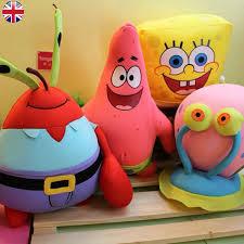 toys hobbies 6pcs spongebob