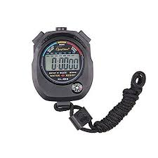 Generic <b>Waterproof Digital LCD</b> Stopwatch- Buy Online in ...