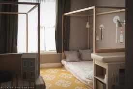 Nlalor Photography 2014 Montessori Shared Bedroom Floor Beds