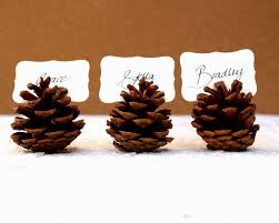 Pine Cone Candles Wedding Favors Ideas With Pin Cone Decorating Of Party
