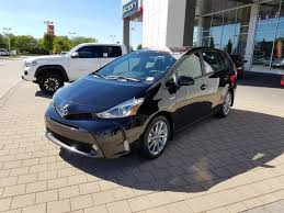 New Toyota Prius v Lafayette IN