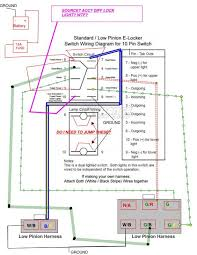 e locker wiring diagram clarification toyota 4runner forum e locker wiring diagram clarification toyota 4runner forum largest 4runner forum