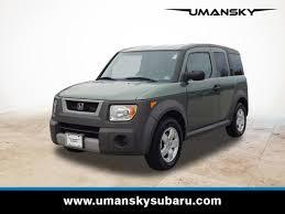 2005 Honda Element Ex 5j6yh28655l003296 Umansky Honda Of