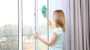 pour nettoyer les vitres sans s