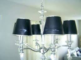mini chandelier lamp shades black lampshade large size of shade hanging and white