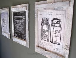 Pallet Art Pallets And Calendars Diy Wall Art Scavenger Chic