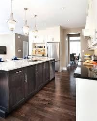 dark wood floor kitchen light cabinets with dark floors 4 dark hardwood floors white kitchen cabinets