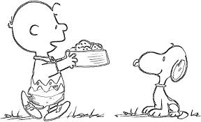 Charlie Brown Thanksgiving Coloring Pages Getcoloringpagescom