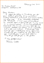 Thank You Letter For Reference Principal Pictures 10 Resume Emails