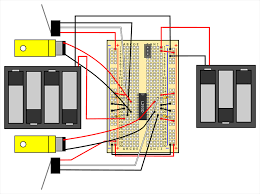 how to a wire diagram images circuit diagram for adding the 3xaa battery pack to your