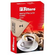 фильтры для кофе top house неотбеленные 100 шт