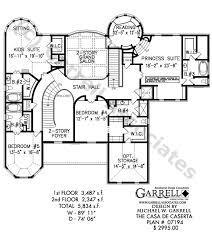 Casa De Caserta   Estate Size Luxury House PlanFloor Plans for Ranch House Plans  European Floor Plans