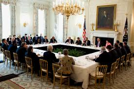Us Cabinet Secretaries The President On Infrastructure Investment This Is Work That
